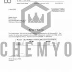 BA2053 GW501516 CONCENTRATION