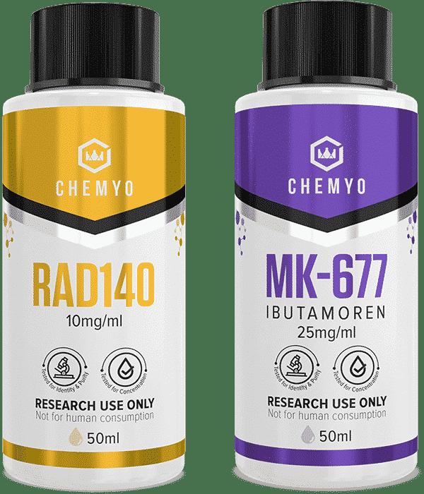 RAD140 MK677 2