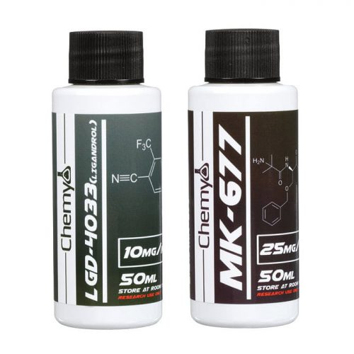 LGD-4033 and MK-677 Value Pack - Save 10%