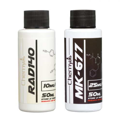 RAD-140 and MK-677 Value Pack - Save