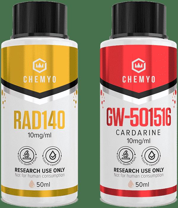 RAD140 GW501615