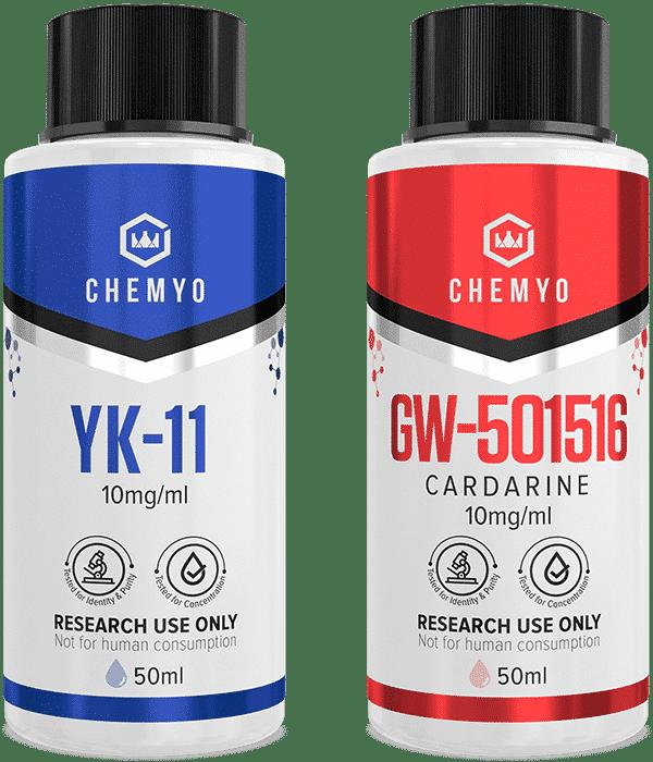 YK11 GW501516