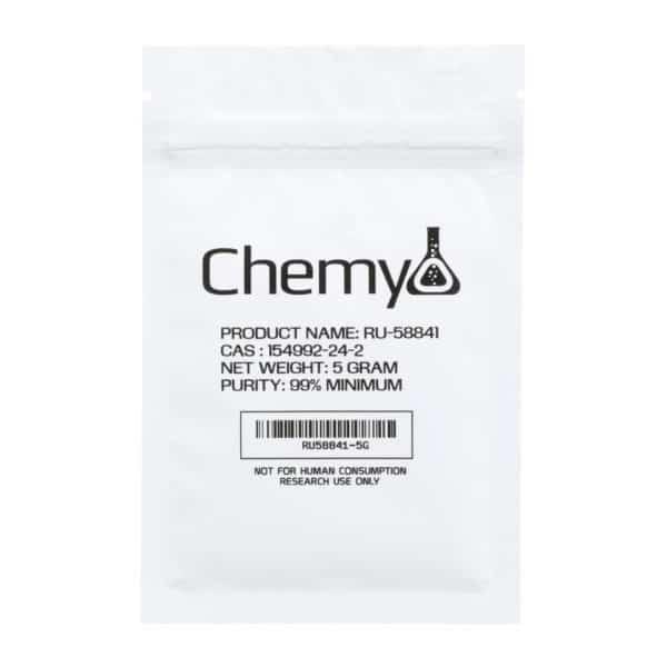 RU58841 Powder 99.6% Purity - 5g-0