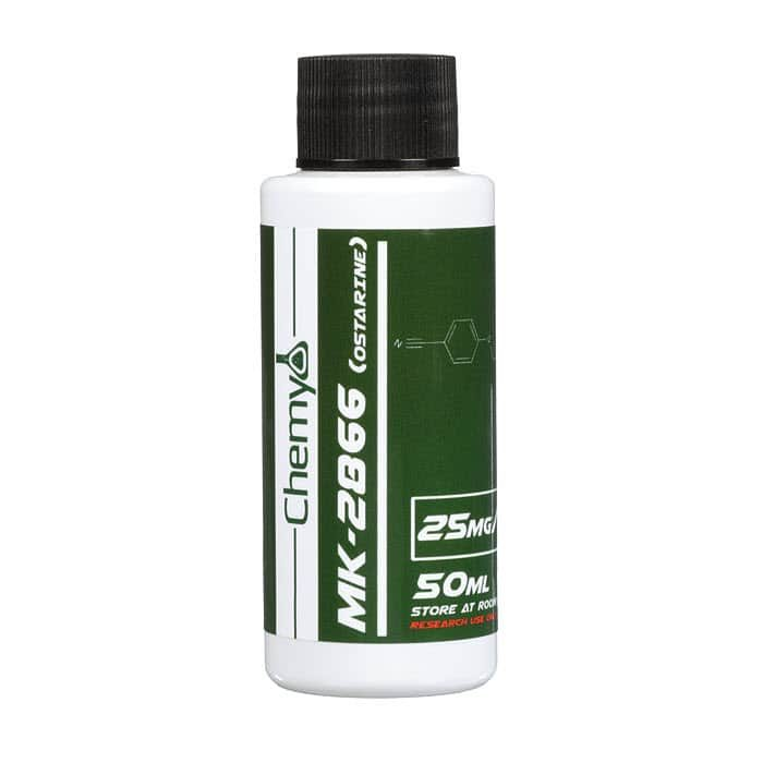 MK-2866 (Ostarine) Solution 25mg/ml - 50ml -0