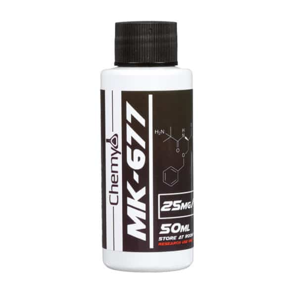 MK-677 Solution 25mg/ml - 50ml -0