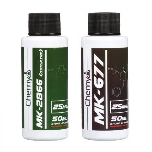 MK-2866 and MK-677 Value Pack - Save 10%